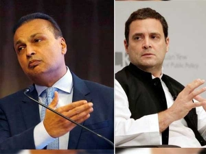 Anil Ambani Takes On Rahul Gandhi Calls Him A Malicious Liar
