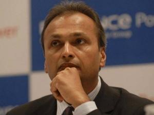 Anil Ambani Reliance Capital Ltd Under Pressure