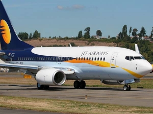 Jet Airways Shares Plunge After Top Executives Quit
