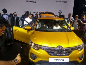 Renault Triber Unveil Price Features And Others Details