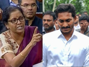 Nirmala Sitharaman S Clear No To Grant Special Category Status