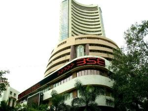 Sensex Nifty End Marginally Lower In Volatile Trade
