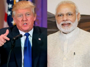 Unacceptable Trump Says Will Ask Pm Modi To Withdraw Increased Tariffs