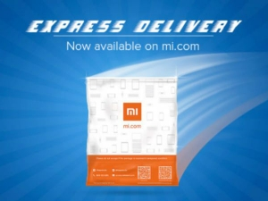 Xiaomi Express Delivery Guarantees Next Day Delivery