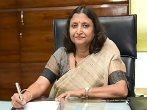 Managing Director Of Sbi Anshula Kant Appointed Md And Cfo Of World Bank