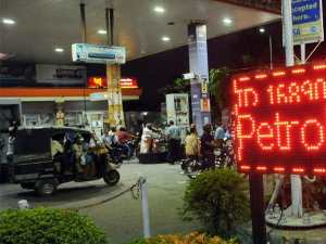 Government Diverting Petrol And Diesel Cess Kitty