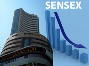 Sensex Falls On Fag End Selling Down 87 Pts Nifty Ends At 11