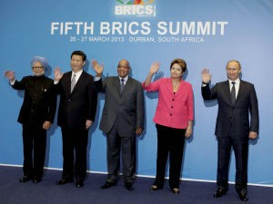 Brics Set Up Development Bank Create
