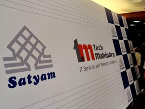 Mahindra Satyam Merges With Tech Mahindra