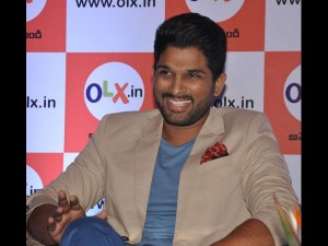 Allu Arjun Launches Tv Commercial