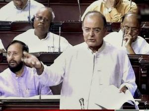 Budget 2015 Arun Jaitley Hints At Not Raising Tax Rates So