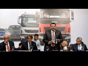 Tata Motors Chairman Cyrus Mistry Says Pained Not Paying Dividend