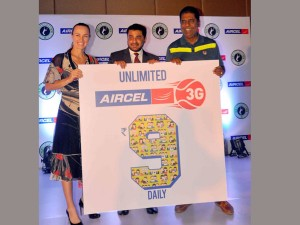 Aircel Bullish On Data Launches New Packs