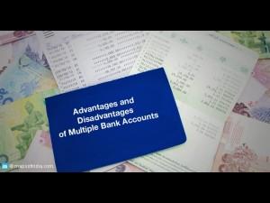 Is It Useful Multiple Bank Savings Accounts