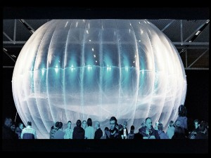 Google Soon Provide Internet Rural Areas Through Balloons