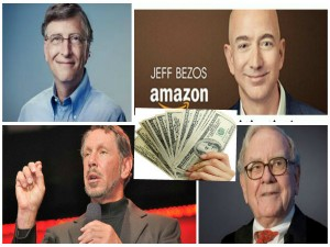 These 8 Men Are As Rich As Half The World