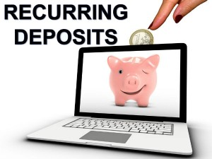 Reasons Why You Should You Invest A Recurring Deposit Acc