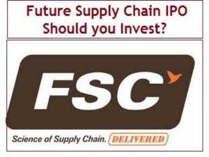 Future Supply Chain Solutions Ipo Today