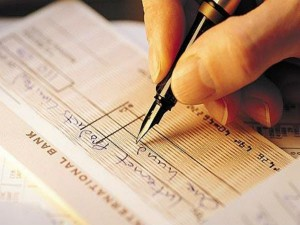 Know How Write Cheques Correctly