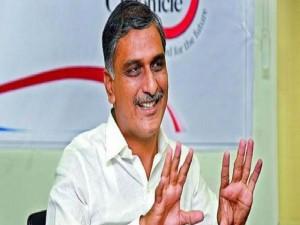 T Harish Rao S Assets Grew 6 5 Times 4 Years