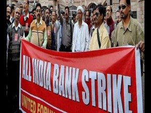 Bank Workers At It Again Second Nation Wide Strike Within W