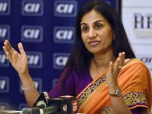 Lookout Notice Against Former Icici Ceo Chanda Kochhar