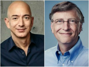 Bill Gates Joins Jeff Bezos As The Only Two Members The 100 Billion Club