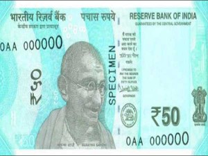 Rs 50 Notes To Be Issued With Rbi Governor Shaktikanta Das Signature