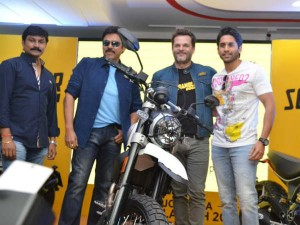 Ducati Opens Its 9th Dealership Showroom In Hyderabad