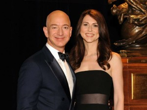 Amazon Boss Ex Wife Says She Will Donate Half Her Roughly