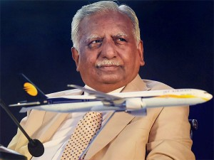 Jet Founder Naresh Goyal And His Wife Stopped From Flying Abroad