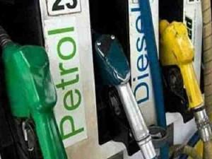 Petrol Diesel Prices Hiked Marginally Today