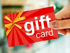 Gift Card Gifts With Prepaid Cards