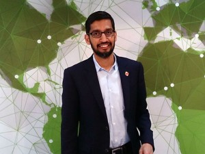 Sundar Pichai Says India Us Can Lead On Standardising Privacy Frameworks