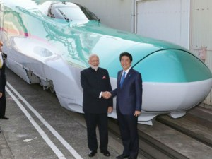 Mumbai Ahmedabad High Bullet Train Project To Be Completed By