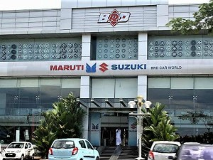 Amid Declining Sales Maruti Cuts Production In June For Fifth Month