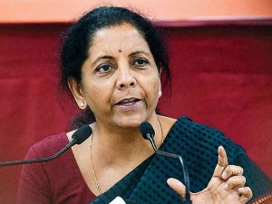 We Re Not A Suitcase Carrying Government Nirmala Sitharaman
