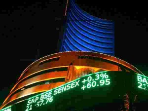 Nifty Falls For 4th Day Slips Below 11
