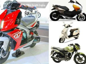 Tvs New Launch Shocking Features And Ethanol Powered Bike