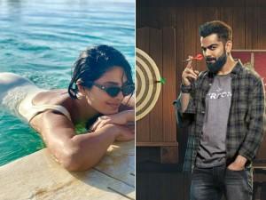 Virat Kohli And Priyanka Chopra Charges Per Instagram Post
