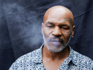 Mike Tyson Says He Burns Through 40 000 Of Weed At His Ranch Every Month