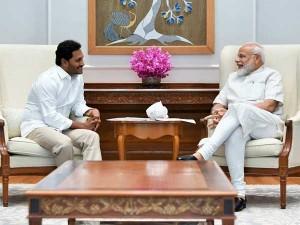 Ap Cm Ys Jagan Meets Modi Discusses Special Category Status Polavaram Project
