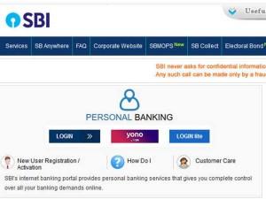 How To Lock Unlock Sbi Netbanking Access