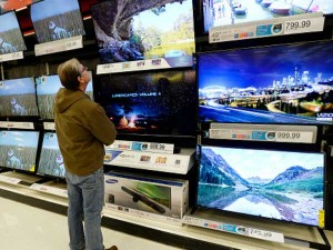 Smartphone Firms Storm Smart Tv Market Thanks To Low Data Tariffs