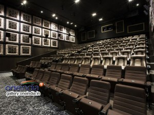 Heavy Flow To Multiplex For Movies