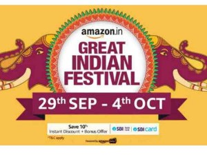 Amazon Great Indian Festival 2019 Sale Kicks Off On September