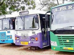 Committee To Submit Report Over Merge Of Apsrtc In Government