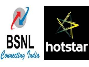 Bsnl Broadband Plan Offers Free Hotstar Premium Subscription Data Benefits