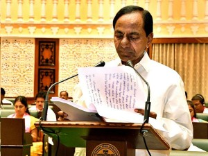 Telangana Full Budget Full Details Kcr Talks About Rupee And Recession