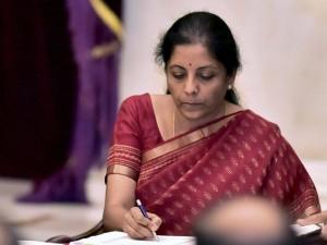 No Prosecution For Minor Tax Offences Nirmala Sitharaman